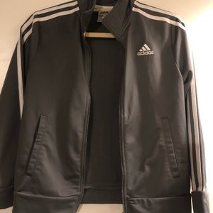 Youth Adidas Jump Suit